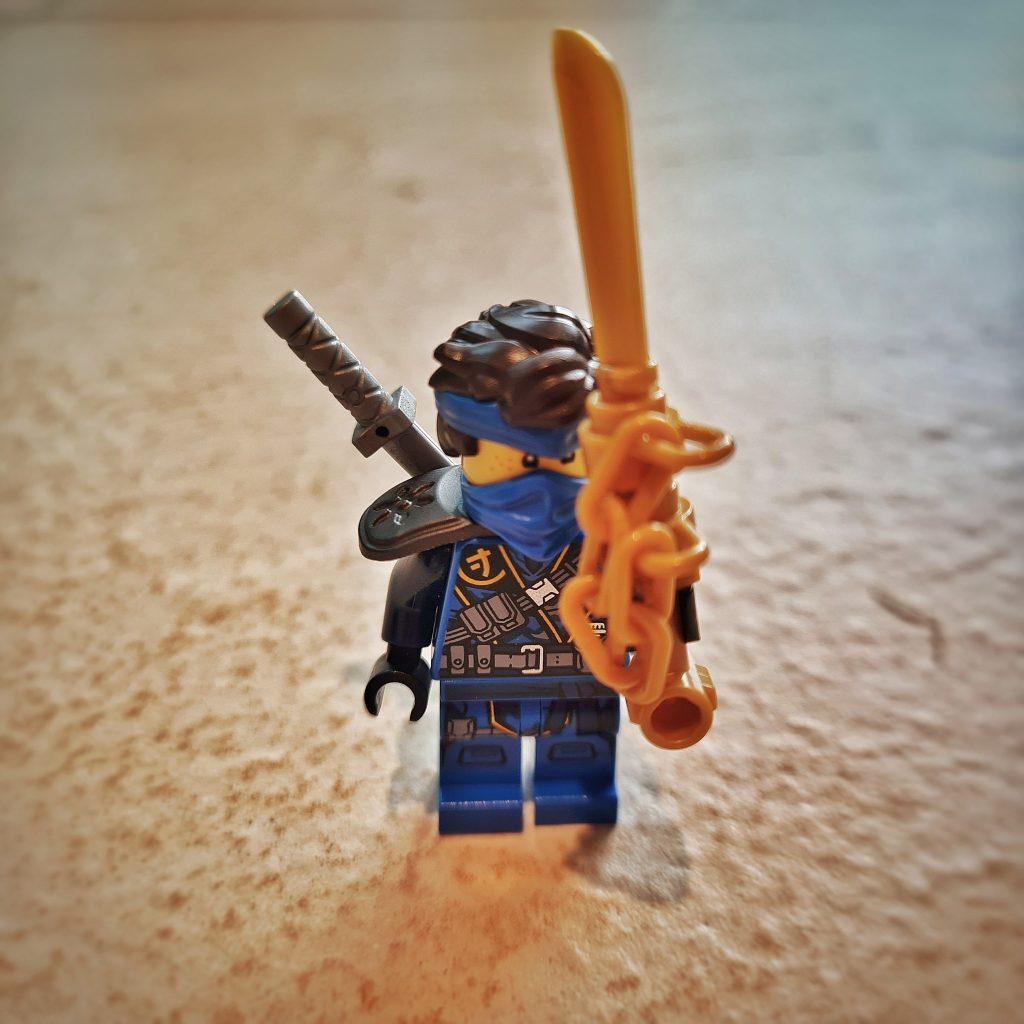 Island Jay Season 14 Lego Ninjago