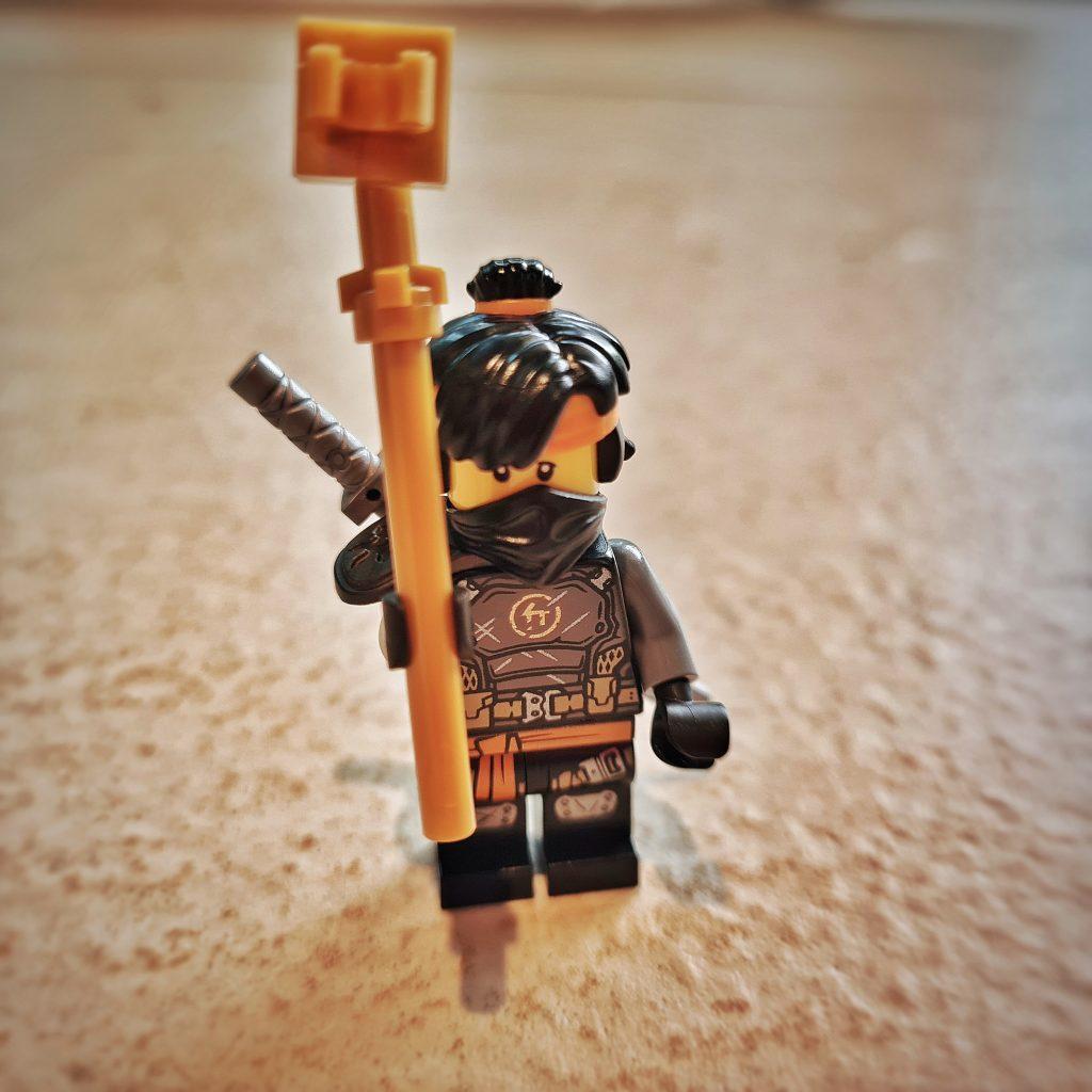 Island Cole Lego Ninjago Season 14